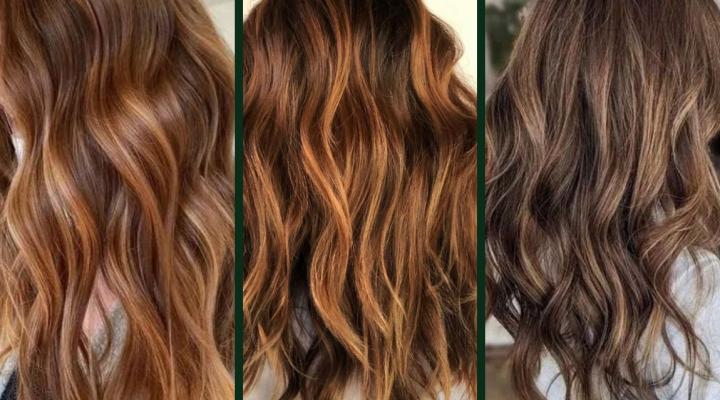 Bronzer hair: i riflessi dorati per capelli castani
